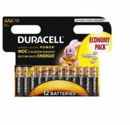 Patarei Duracell AAA 12tk/pk/12