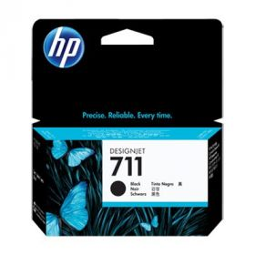 Tint HP CZ129A No711 Black 38ml Designjet T120/T520