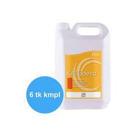 Antiseptik käte desinfitseerimisvahend geel 5L 6tk