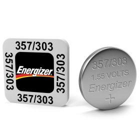 Patarei Energizer 357/303 kella