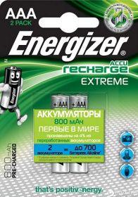 Aku Energizer AAA HR03 700mAh 2tk/pk