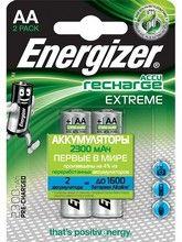 Aku Energizer AA HR6 2300mAh 2tk/pk/12