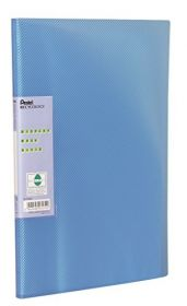 Menüükaaned 30taskut A4 Vivid sinine, Recycology, Pentel 10/40