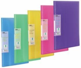 Menüükaaned 30taskut A4 Vivid violet, Recycology, Pentel 10/40