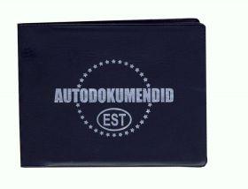 Autodokumendi kaaned EST/60