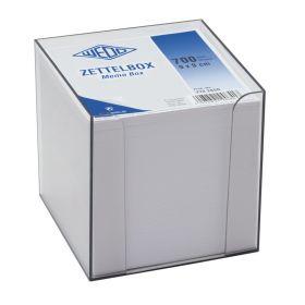 Märkmekuubialus+valge paber 90x90, suits Wedo