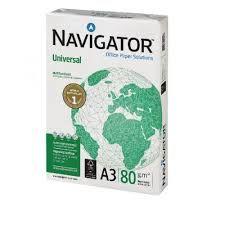 Koopiapaber Navigator A3/80gr /5/120