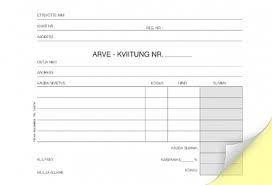 Arve-kviitung A6 laiuti 2x50 lehte isekopeeruv/5