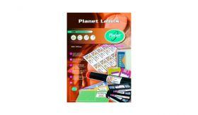 Etiketid Planet A4 105x57 100 lehte/10tk lehel /10
