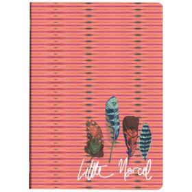 Kaustik A5/48l joon ''Little Marcel'', Clairefontaine /36