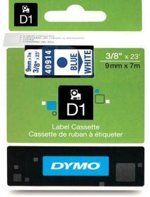 Dymo lint D1 9mmx7m sin./valgel 40914 /5