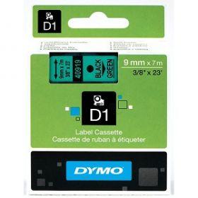 Dymo lint D1 9mmx7m must/roheline 40919/5