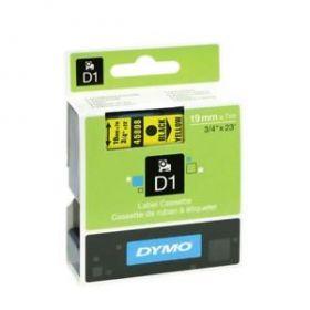 Dymo lint D1 19mmx7m must/kollasel 45808/5
