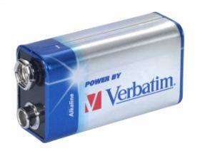 Patarei Verbatim 9V Alkaline /10/50