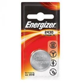 Patarei Energizer CR2430 3,0V liitium