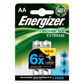 Aku Energizer AA HR3 2300mAh 2tk/pk/12