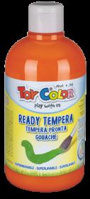Guaššvärv 500ml oranž, Toy Color /12