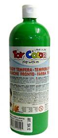 Guaššvärv 1000ml, roheline, Toy Color/12
