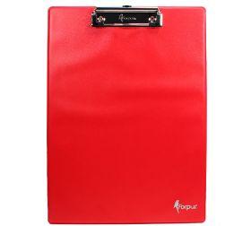 Kirjutusalus Forpus A4 punane kaaneta/10