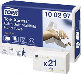 Lehträtik Tork Premium Extra Soft Xpress H2/21