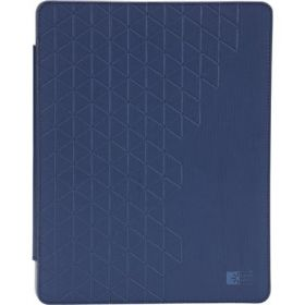 Ümbris + hoidja iPad3 slim tumesinine CaseLogic /4