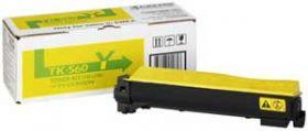 Tooner Kyocera FS-C5300DN/FS-C5350DN yellow TK-560Y