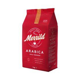 Kohviuba Merrild Arabica 1kg/6