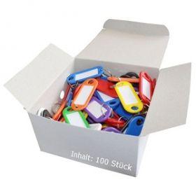 Võtmelipik rõngaga, värvivalik Wedo/100