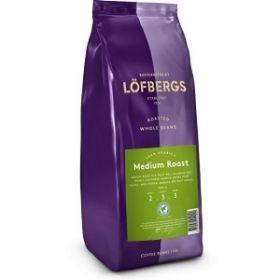 Kohviuba Löfbergs Medium 1kg/4