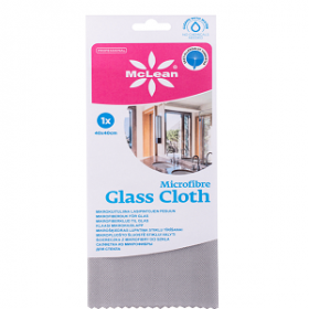 Mikrokiudlapp McLean klaasile Glass Expert 40x40cm