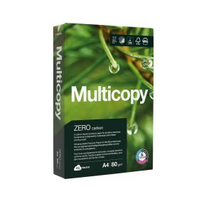 Koopiapaber Multi Copy ZERO A4/500lehte 80g /5/240