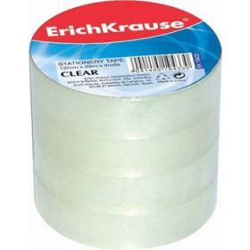 Kleeplint 12mmx33m läbip. 4tk/pk Erich Krause