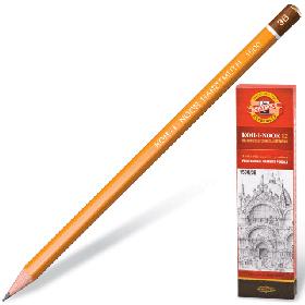 Harilik pliiats 3B 1500, Koh-i-Noor /12