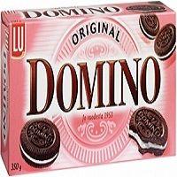 Küpsis Domino 350g /14