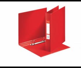 Rõngaskaaned A5 2r 25mm Esselte punane 47683