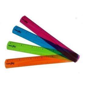 Joonlaud 30cm Flexy värvivalik, Patio /24/576