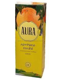 Mahl Aura 1l. apelsini/12