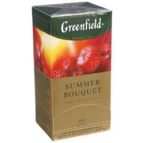 Tee Greenfield 0433-10 Summer Bouquet ürdit 25tk/p ümbrikus/10