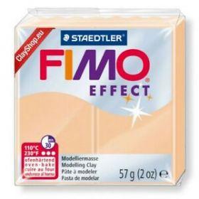 Polümeersavi Effect 57g virsik, Fimo /6