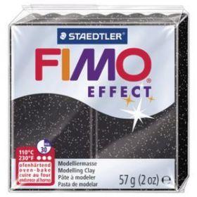 Polümeersavi Effect 57g tähetolmusinine, Fimo /6