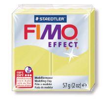 Polümeersavi Effect 57g sidrunikollane, Fimo /6