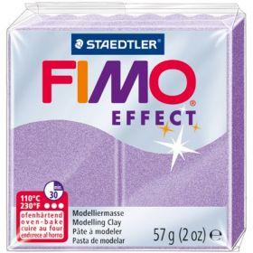 Polümeersavi Effect 57g läbip. pärllilla, Fimo /6