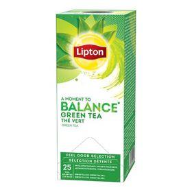 Tee Lipton Roheline tee fooliumis 25tkx1,3g/pk/6