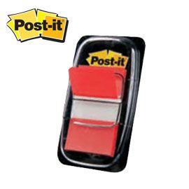 Järjehoidja Post-it 680-1 punane/12/36