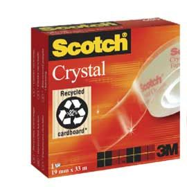 Kleeplint Scotch 6001933 crystal 19x33m/12