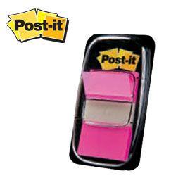 Järjehoidja Post-it 680-21 roosa/12/36