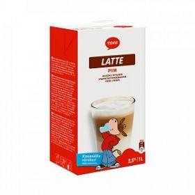 Piim Tere Latte 2,5% 1l /12/864