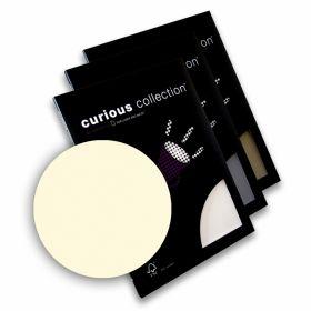 Disainpaber Curious Metallics A4/120g Ice Gold 50lehte /25