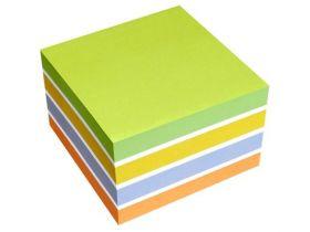 Märkmekuup Info Notes 450lehte, 75x75mm, liimiga, Fresh /12/120