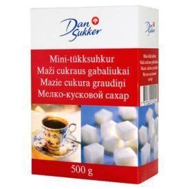 Suhkur DanSukker TÜKI VALGE 500g /10